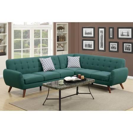 2-Pcs Sectional Sofa F6963