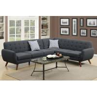 2-Pcs Sectional Sofa F6962
