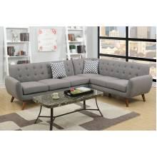 2-Pcs Sectional Sofa F6961