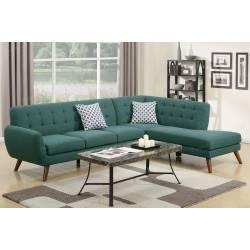 2-Pcs Sectional Sofa F6955