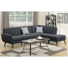 2-Pcs Sectional Sofa F6954