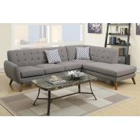 2-Pcs Sectional Sofa F6953