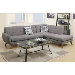 2-Pcs Sectional Sofa F6953