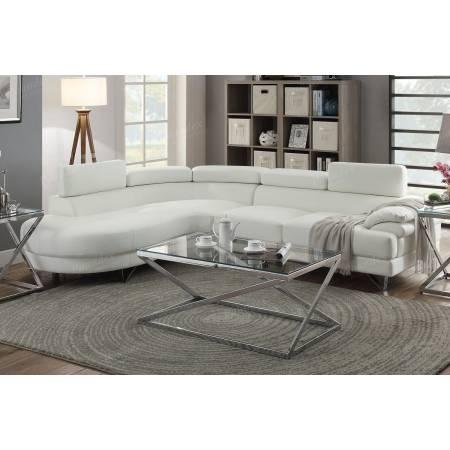 2-Pcs Sectional Sofa F6985