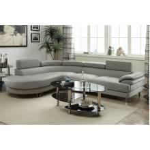 2-Pcs Sectional Sofa F6984
