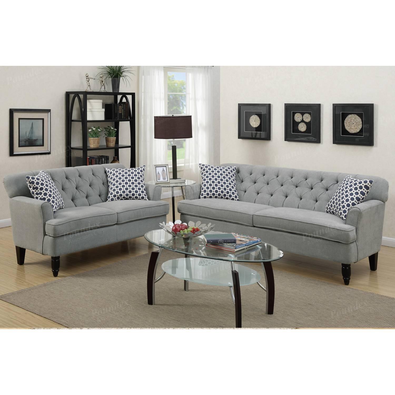 3 Pcs Sectional Sofa F6856