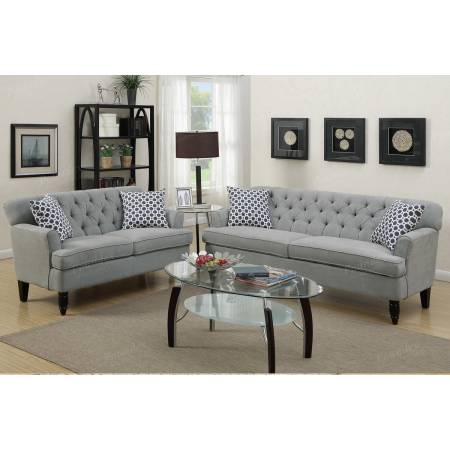 2-Pcs Sofa Set F6940