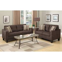 2-Pcs Sofa Set F6923