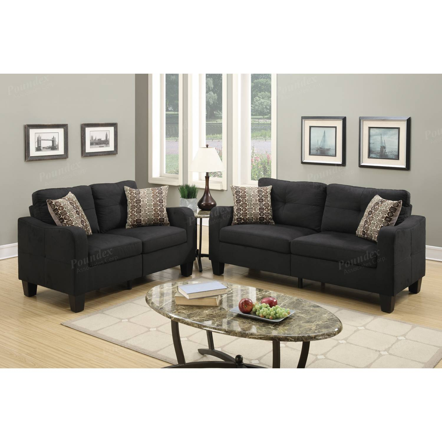 Pcs Sofa Set F6922