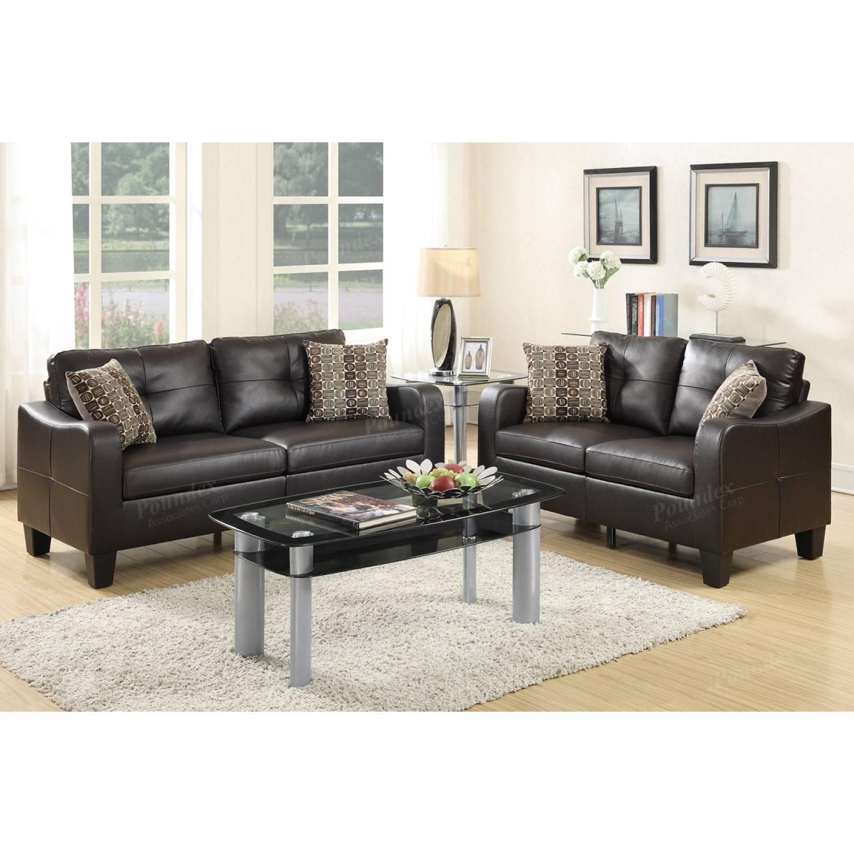 2 Pcs Sofa Set F6921