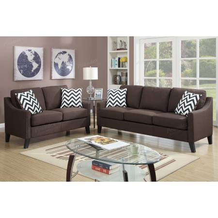2-Pcs Sofa Set F6907