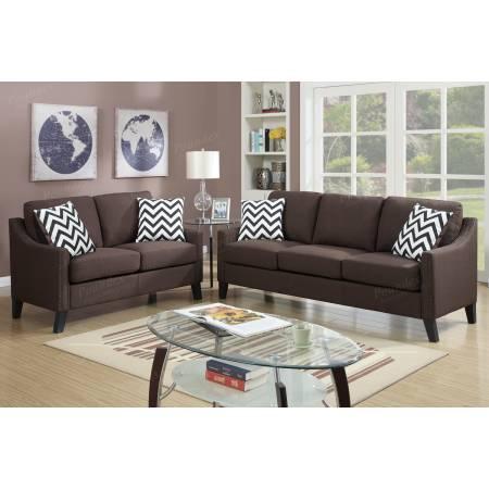 2-Pcs Sofa Set F6907