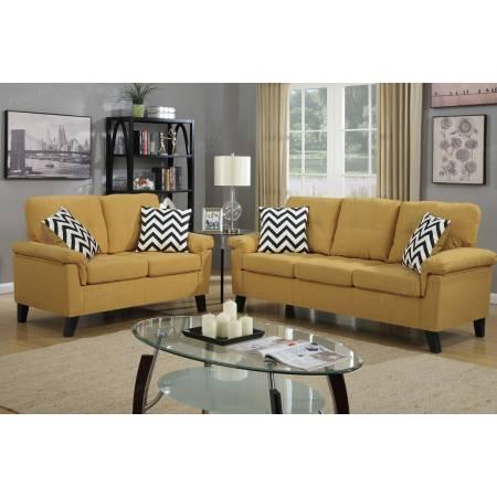 2-Pcs Sofa Set F6906