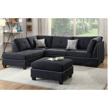 3-Pcs Sectional Sofa F6974