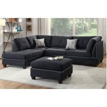 3-Pcs Sectional Sofa F6974