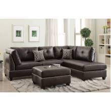 3-Pcs Sectional Sofa F6973