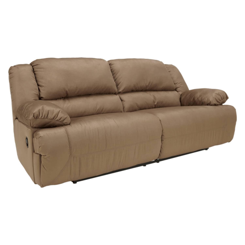 Hogan - Mocha D 2 Seat Reclining Sofa