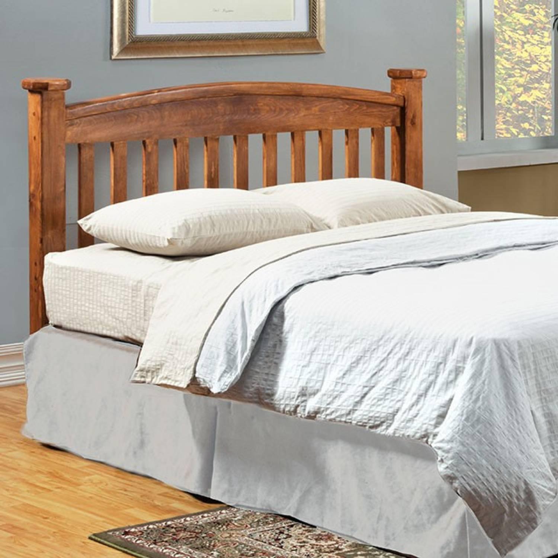 Image of: Buffalo Headboard Twin Beds