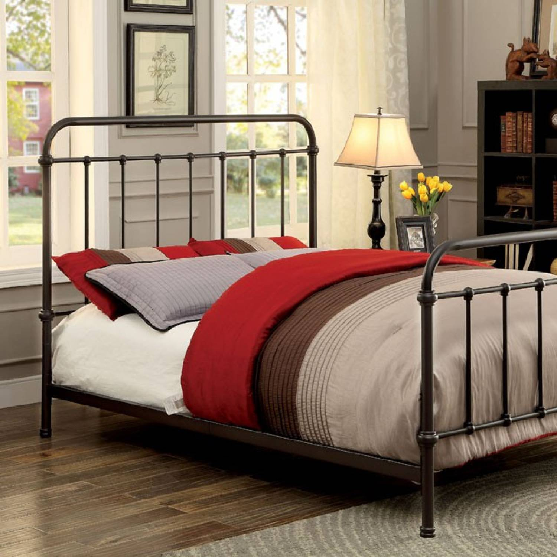 Iria Bed California King Beds