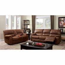 WAGNER 3 Pc. Set SOFA + LOVE SEAT + CHAIR W/ LEATHERETTE