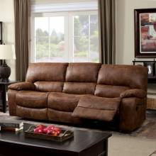 WAGNER MOTION SOFA W/ LEATHERETTE