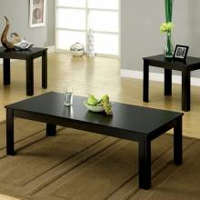 BAY SQUARE 3 PC. TABLE SET (COFFEE + 2 END)