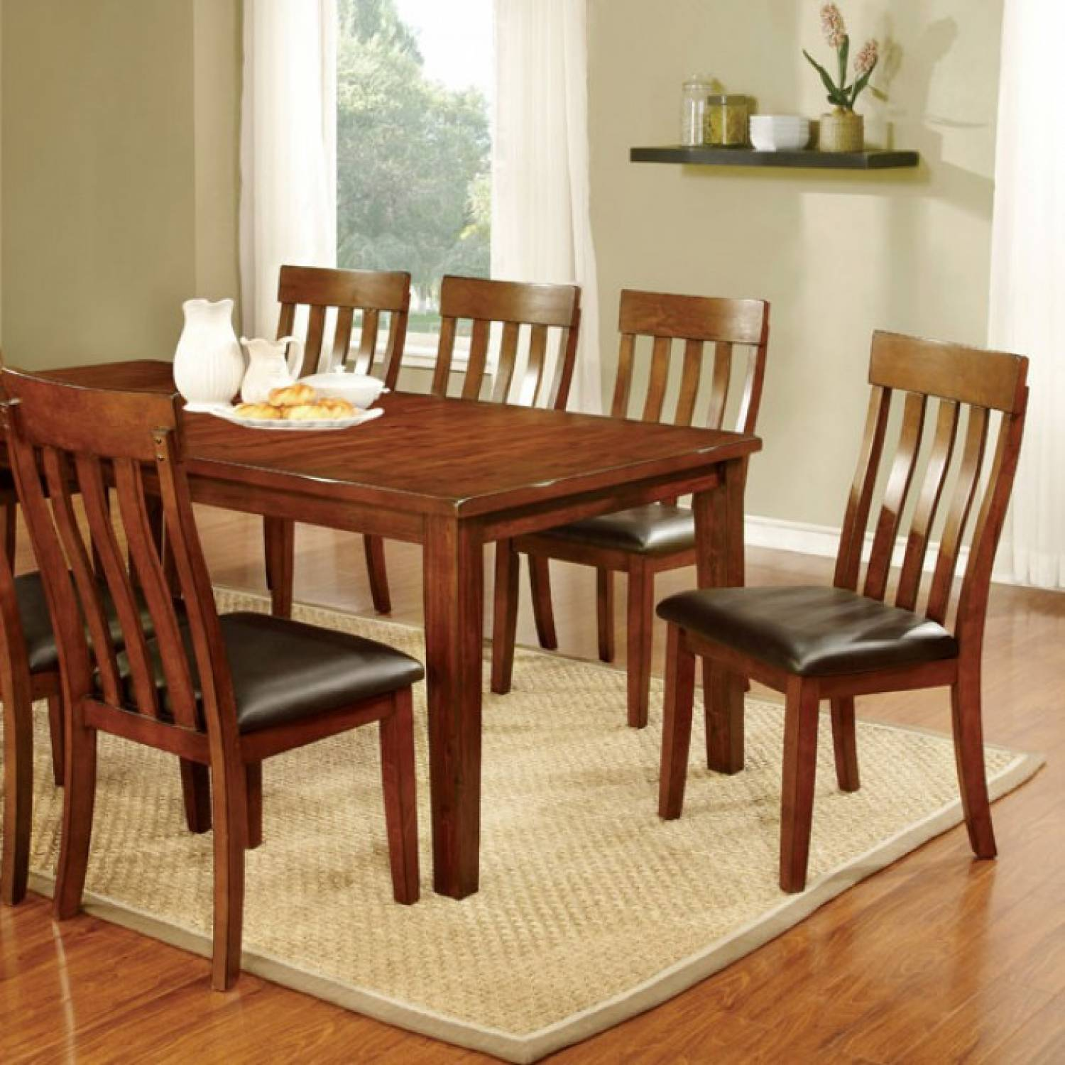 foxville dining table cherry