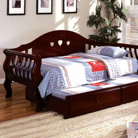 CHARLOTTE Daybed Cherry Finish