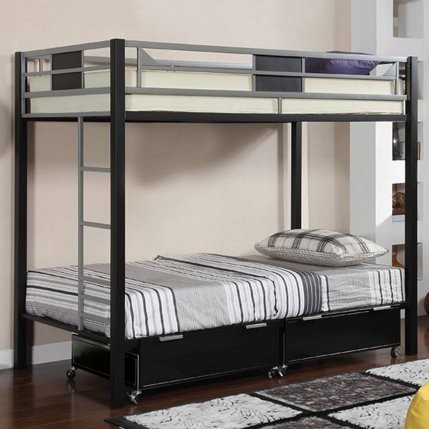 dante bed with shipping of free base america contemporary loft overstock futon bunk home futons furniture today product garden