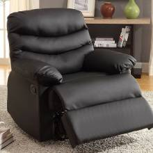 Plesant Valley Recliner in  Brown  Bonded Leather CM-RC6928BR