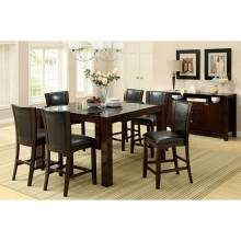 ASTORIA II DINING SETS 7 PC (Counter Ht. Table + 6 Chairs)