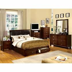 ENRICO III BED 4PC SETS