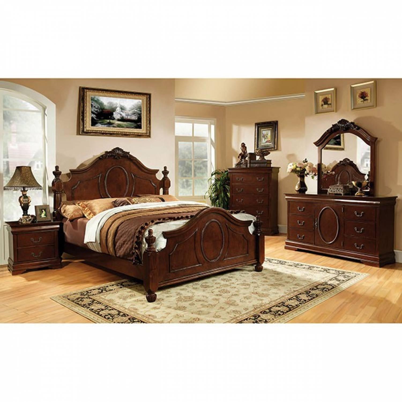 Velda ii eastern king beds for Furniture of america address