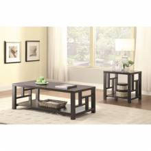 70353 OCCASIONAL GROUPS coffee and end table