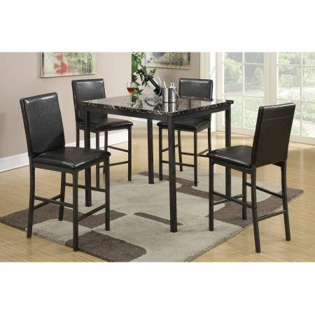 Counter Height Table F2354 and 4 High Chair