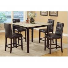 Counter Height Table F2338 and 4 High Chair