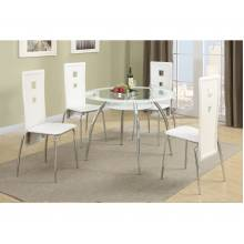 Dining Table F2210 and 4 Side Chair