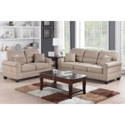 F7879 2-Pcs Sofa Set