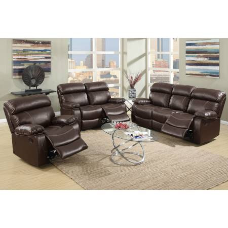 F6719+F6720+F6721 3PC SETS SOFA + LOVESEAT AND RECLINER
