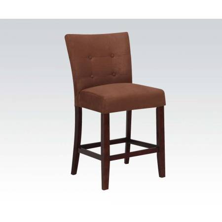16833 COUNTER H. CHAIRS (SET OF 2)