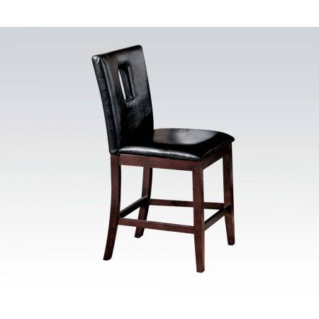 16775 COUNTER H. CHAIRS (SET OF 2)