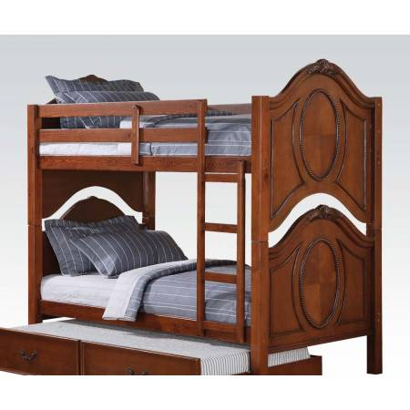 37005 TWIN/TWIN BUNK BED