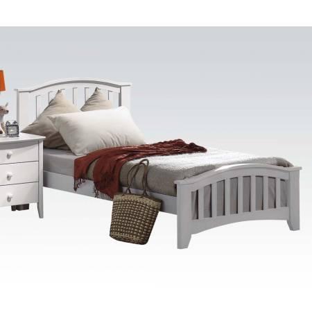 09150T SAN MARINO WHITE TWIN BED