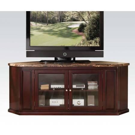 91055 CORNER TV STAND