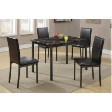 Table + 4 Chairs F2361