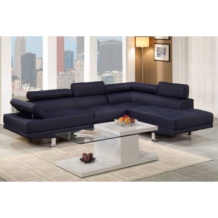 2-Pcs Sectional Sofa F7569