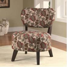 Accent Seating Accent Chair w/ Padded Seat