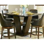 Bayshore Counter Height Dining Set 5pc set (TABLE+4 SIDE CHAIRS