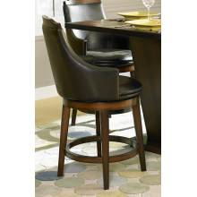 Bayshore Swivel Counter Height Chair - Leatherette 5447-24S