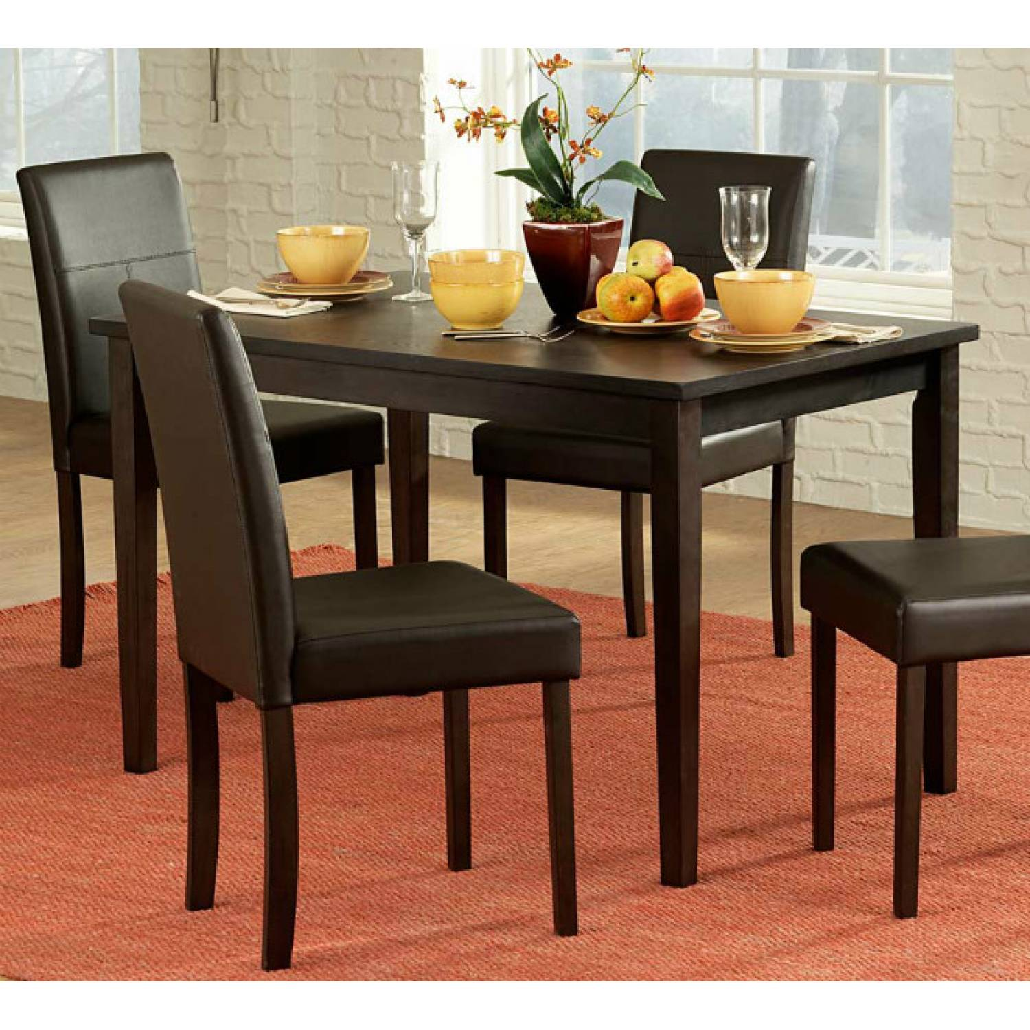 Dover dining table 2434 48 for Dining room table 36 x 48